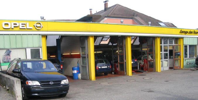 Garage des rois agence opel perly for Garage julien pizancon occasion